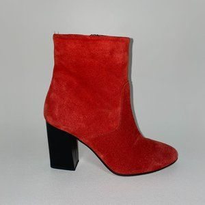 ASOS leather heels Italy